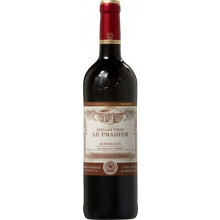 Collection Le Pradier Vin de Bordeaux 2014 0,75l