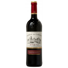 Chateau de Laborde Bordeaux AOC rouge 2014 0,75l